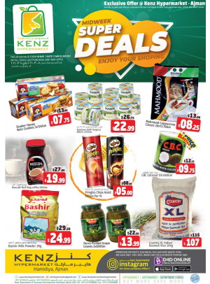 Midweek Super Deals