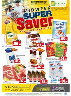 Midweek Super Saver