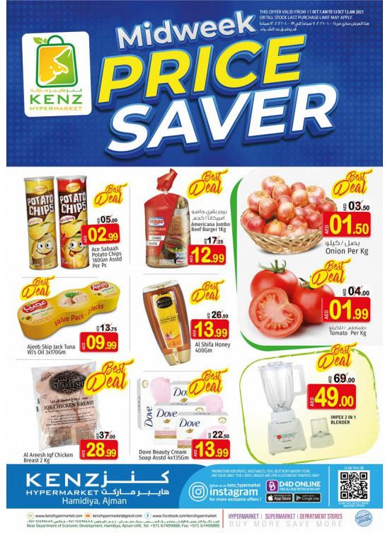 Midweek Price Saver