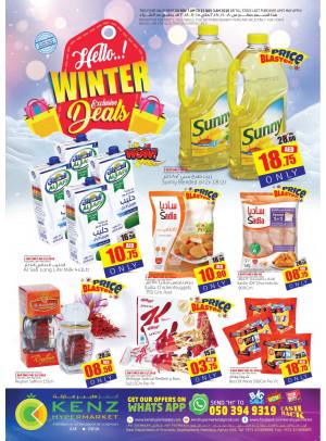 Exclusive Winter Deals