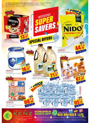Weekend Super Savers