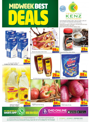 Midweek Best Deals