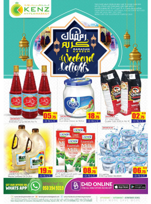 Ramadan Weekend Delights
