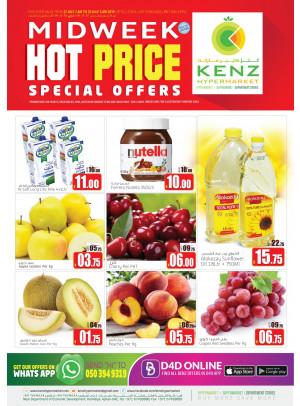 Midweek Hot Price