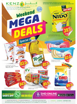 Weekend Mega Deals