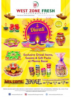 Diwali Offers - Meena Bazar, Bur Dubai