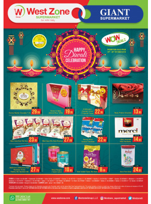 Diwali Celebration Offers