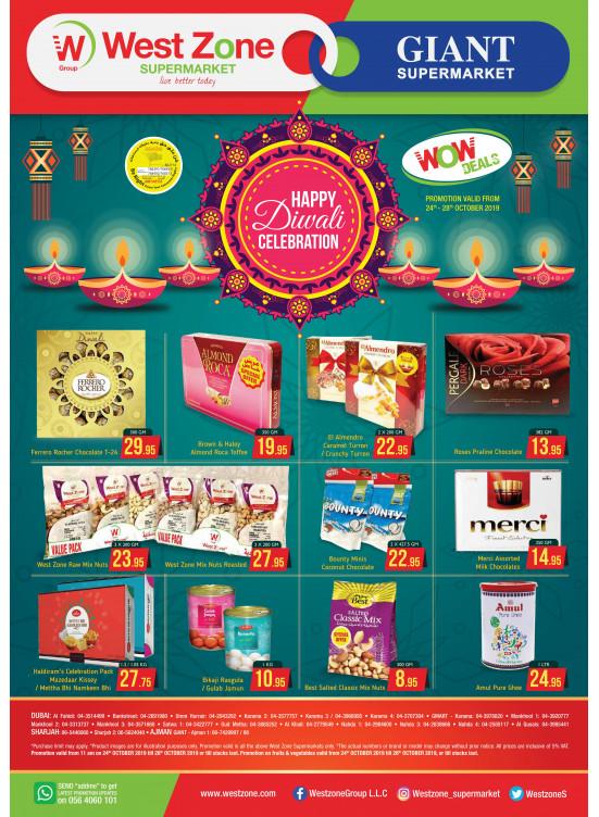Diwali Celebration Offers