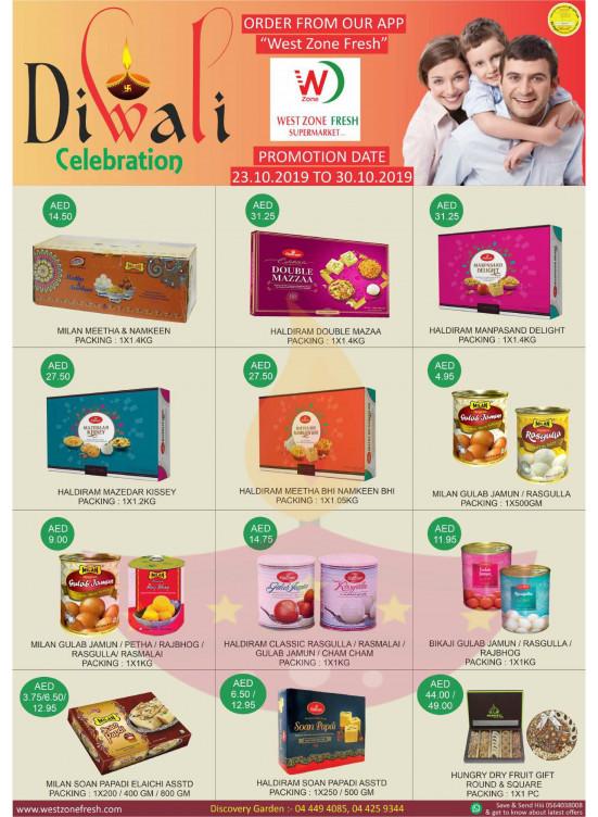 Diwali Celebration Sale