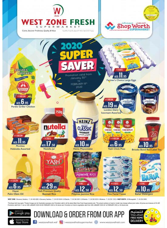 2020 Super Saver
