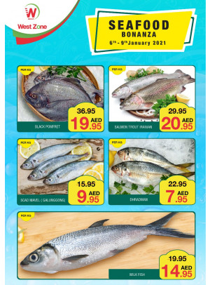 Seafood Bonanza