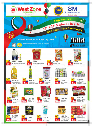 WoW National Day Offers