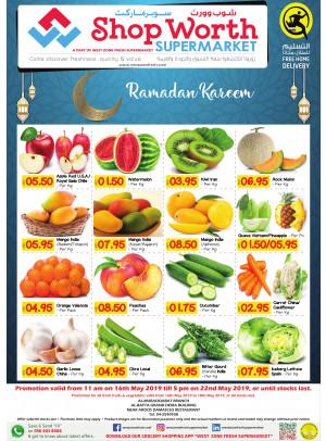Ramadan Amazing Deals - Al Muraqqabat