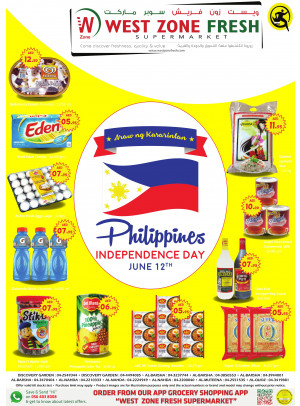 Philippines Independence Day Offers