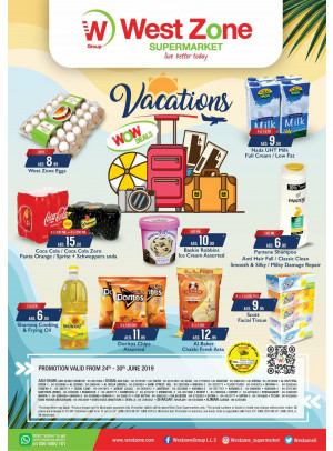 Vacations Offers