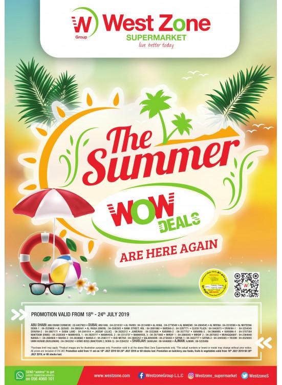 Wow Summer Deals