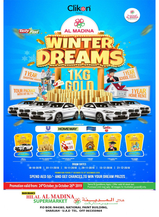 Winter Dreams - National Paints