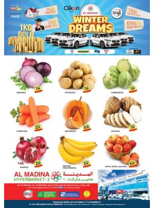 Fresh Deals - Al Madina Hypermarket 2 Jebel ALi