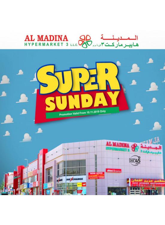 Super Sunday Offers - Muhaisnah 2