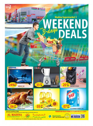 Weekend Deals - Muhaisnah 2