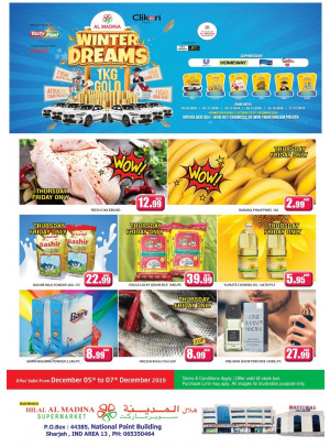 Awesome Weekend Offers - National Paint, Sharjah
