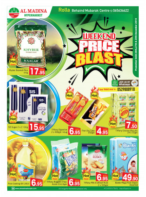 Weekend Price Blast - Rolla