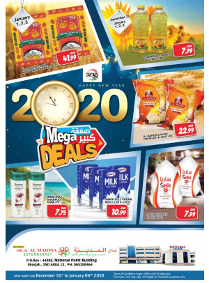 Mega Deals - National Paint, Sharjah