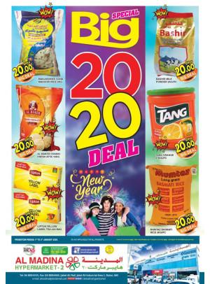 Big 2020 Deals - Jebel Ali