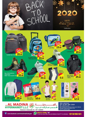 Back to School Offers - Muhaisnah 4