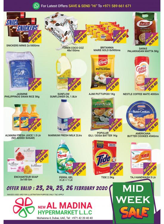 Midweek Sale - Muhaisnah 4