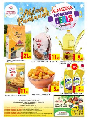 Ramadan Special Offers