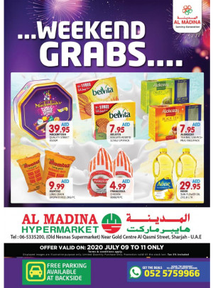 Weekend Grabs - Al Ghubaiba, Sharjah