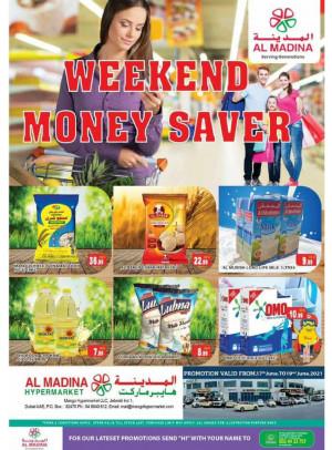 Weekend Money Saver