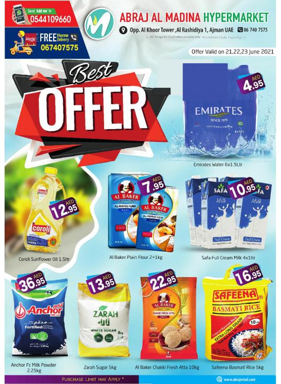 Best Offers - ِAbraj Al Madina, Ajman