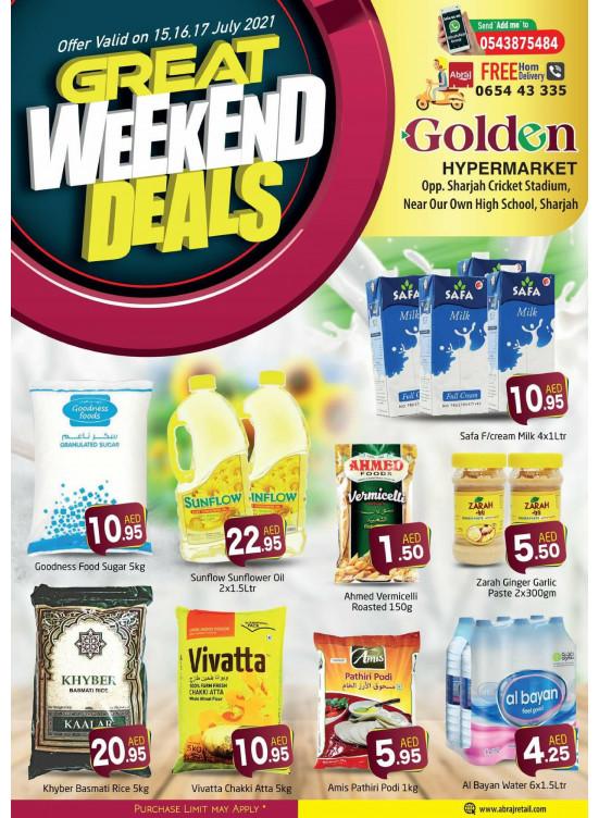 Great Weekend Deals - ِAbraj Al Madina, Ajman