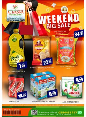 Weekend Big Sale