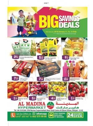 Big Savings Deals - Al Ghubaiba