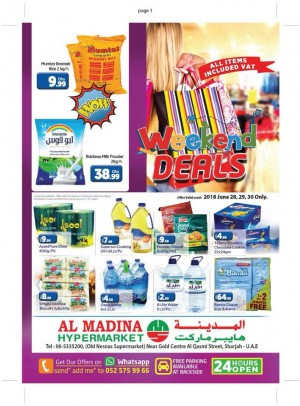 Amazing Weekend Deals - Al Ghubaiba, Sharjah
