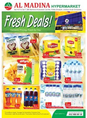 Fresh Deals - Rolla, Sharjah
