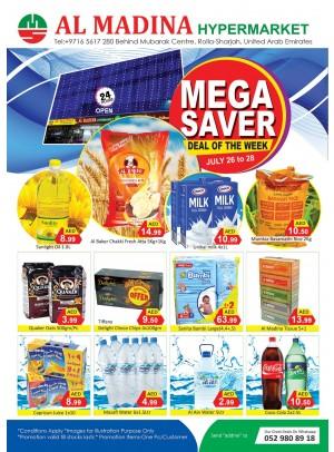 Mega Savers - Rolla, Sharjah