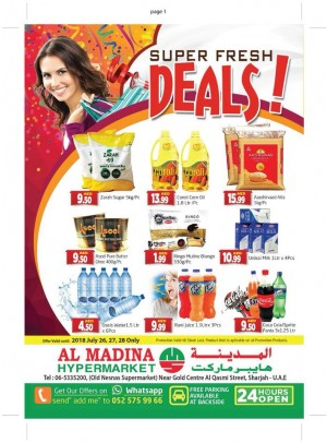 Super Fresh Deals - Al Ghubaiba, Sharjah