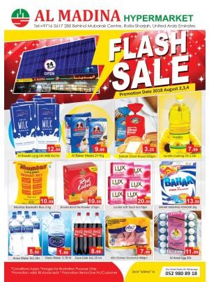 Flash Sale - Rolla, Sharjah