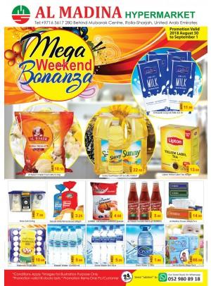 Mega Weekend Bonanza - Rolla, Sharjah