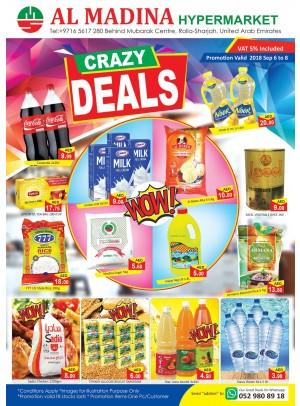 Crazy Deals - Rolla, Sharjah