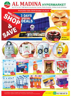 Shop & Save - Rolla, Sharjah
