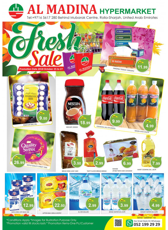 Fresh Sale - Rolla, Sharjah