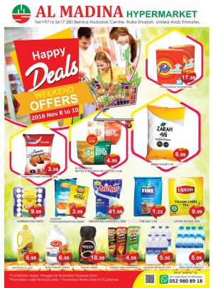 Happy Deals - Rolla, Sharjah
