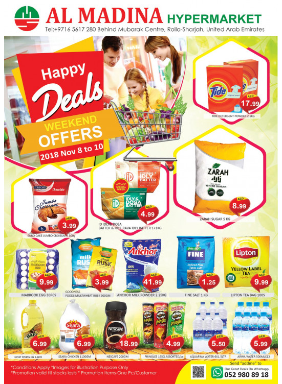 Happy Deals - Rolla, Sharjah