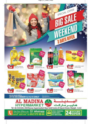 Big Weekend Sale - Al Ghubaiba, Sharjah