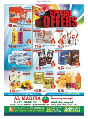 Special Offers - Al Ghubaiba, Sharjah